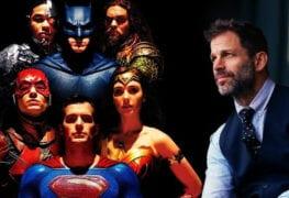 Liga da Justiça DC Zack Snyder