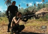 Metal Gear Solid 5 Konami cutscene secreta