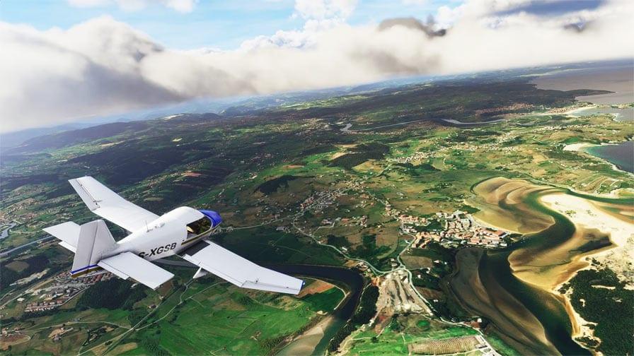 Microsoft Flight Simulator aterrissará no PC em agosto de ...