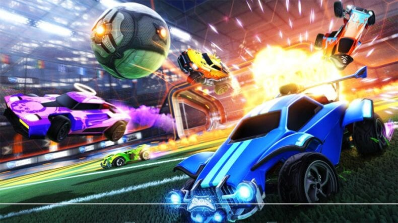 Rocket League Steam free to play