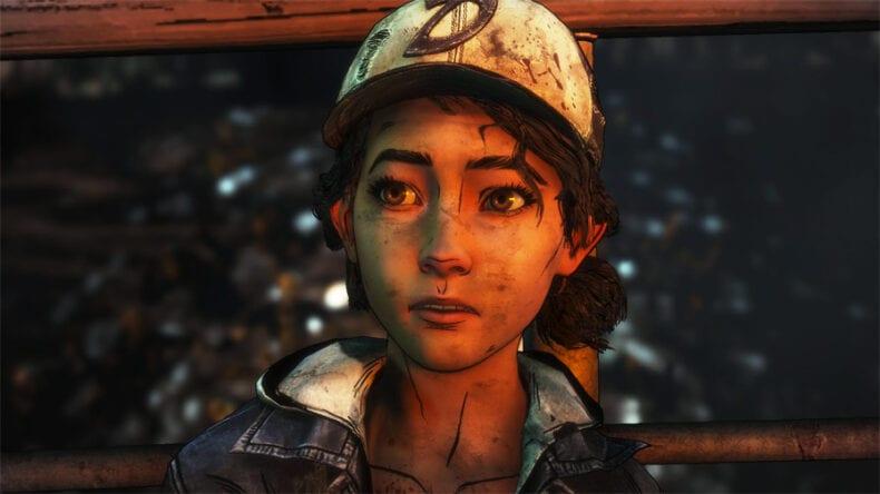 The Walking Dead Clementine