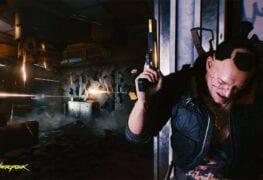 Cyberpunk 2077 mecânica esponjas de balas