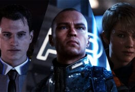 Detroit: Become Human vendas Quantic Dream