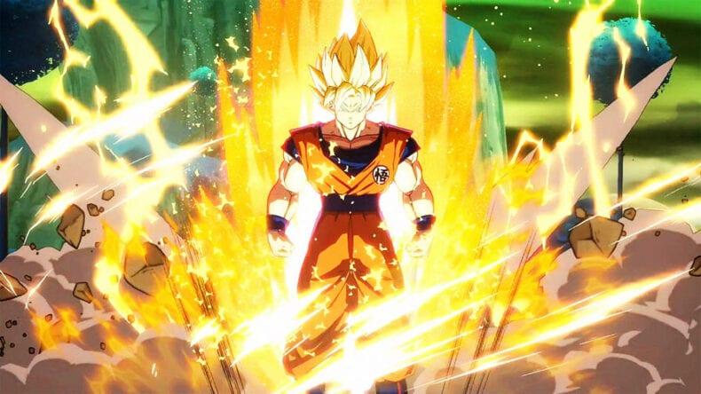 Dragon Ball FighterZ novo personagem