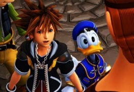 Kingdom Hearts: Melody of Memory lançamento