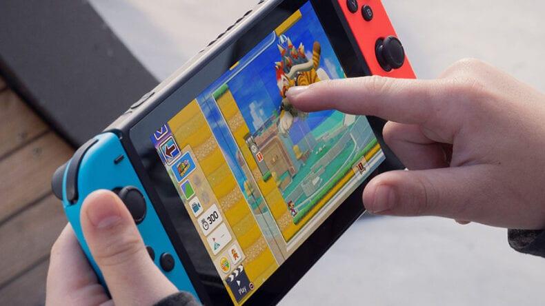 Rumores Nintendo Switch