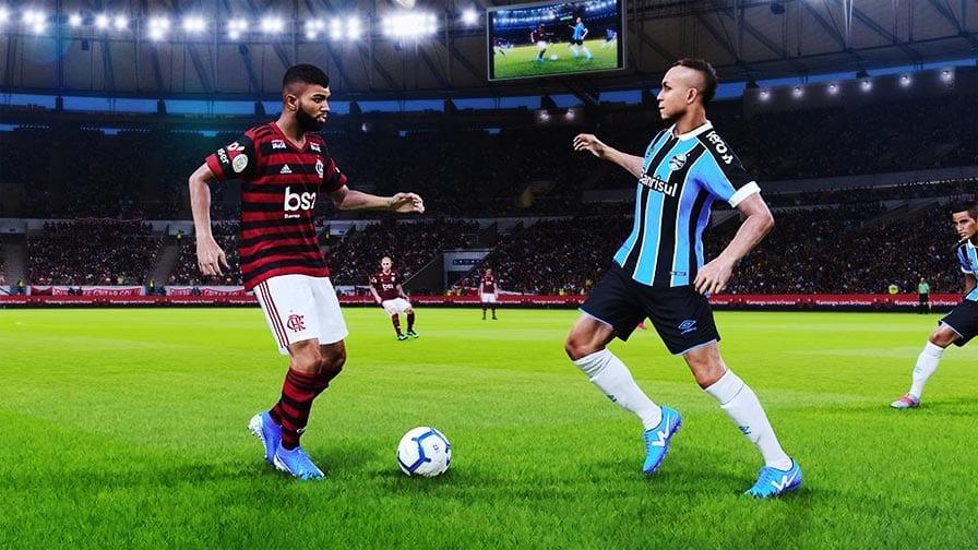 PES 21 Brasileirão