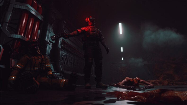 Quantum Error gameplay PS5