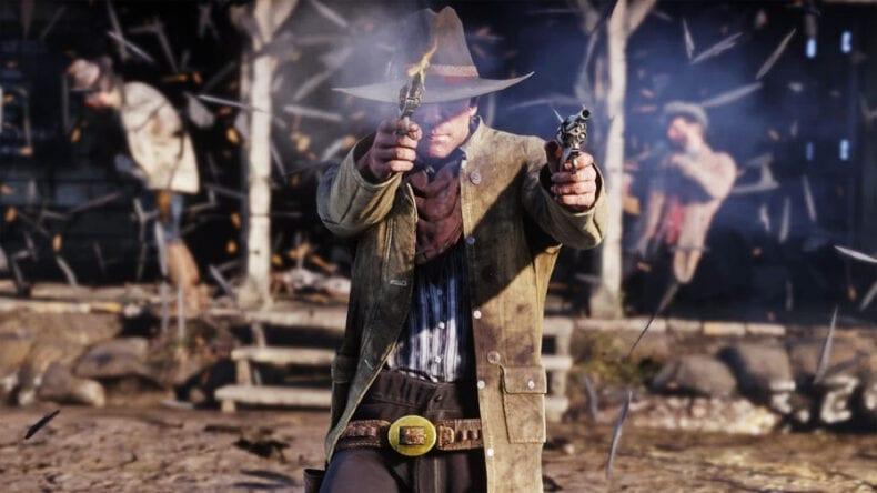 Red Dead Redemption 2 vendas