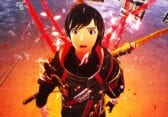 Scarlet Nexus trailer Bandai