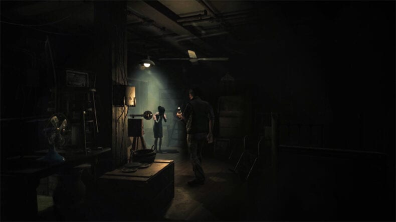 Song of Horror PS4 Xbox One