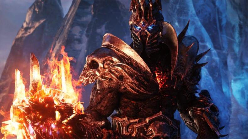 World of Warcraft: Shadowlands lançamento