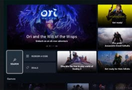 Nova Microsoft Store Xbox