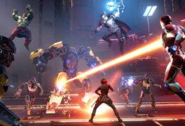 Marvels Avengers vingadores