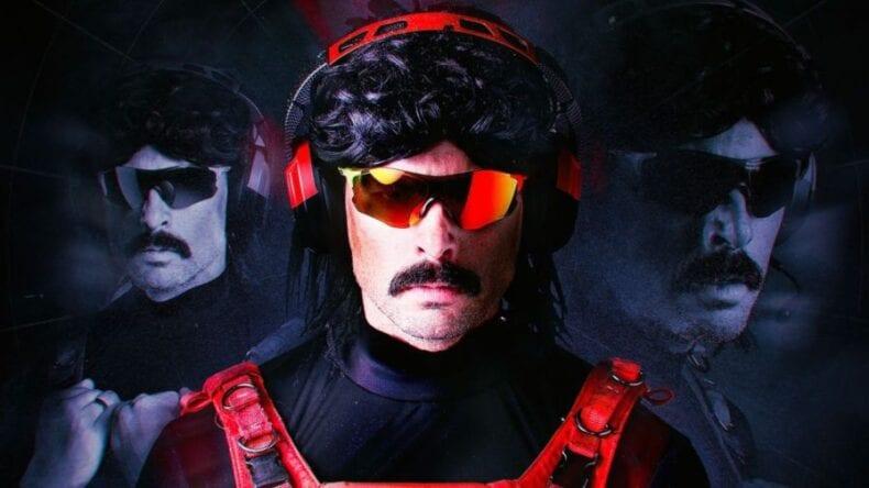 Cyberpunk 2077 e Dr. Disrespect