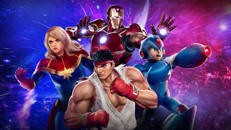Marvel vs Capcom: