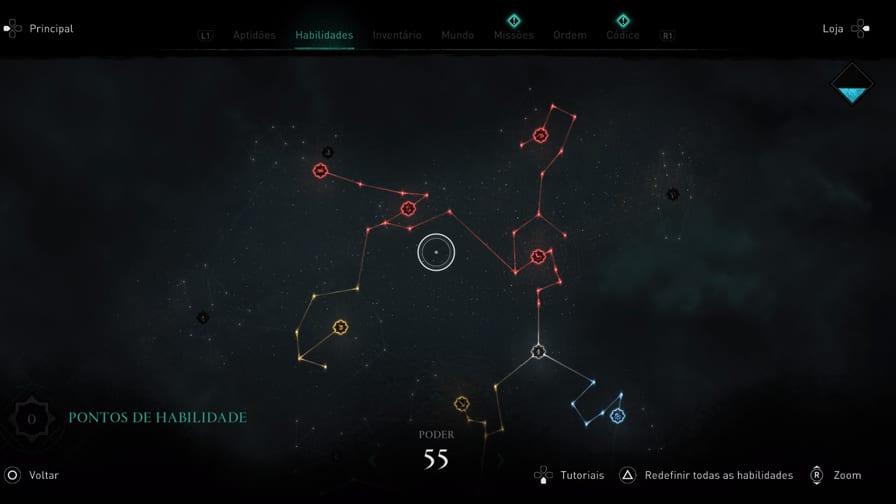 Assassin's Creed Valhalla upgrade
