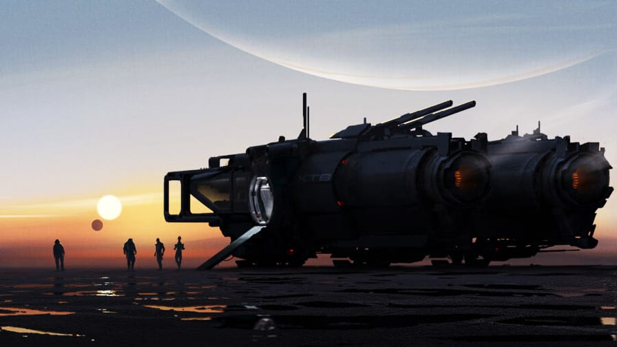 Mass Effect novo
