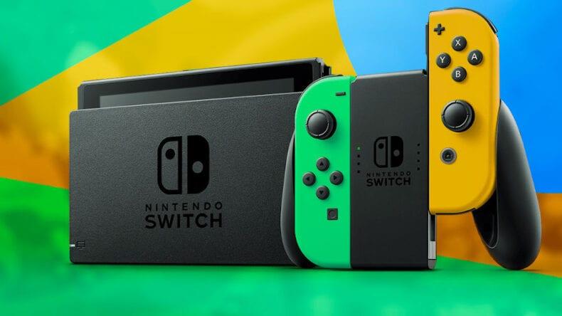 Nintendo Switch: