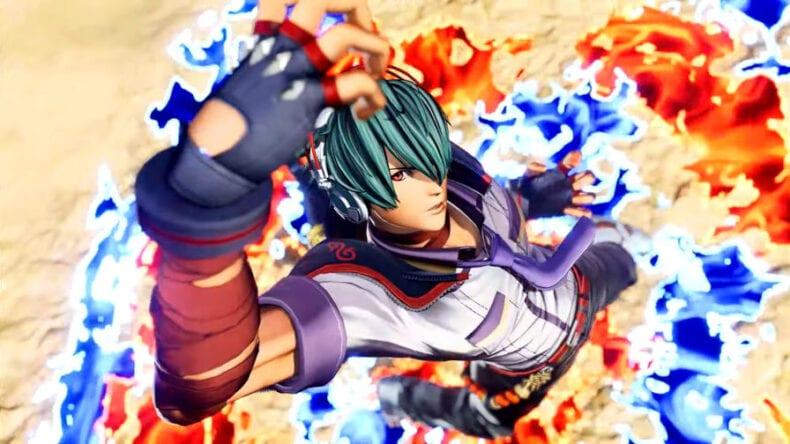 The King of Fighters XV: