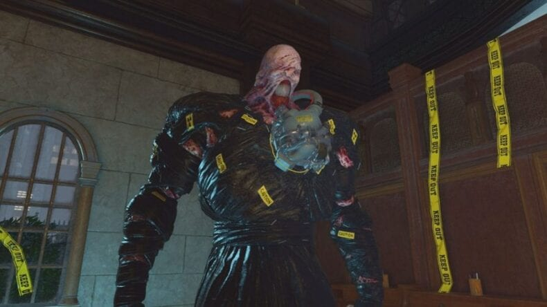 Capcom RE:Verse Resident Evil