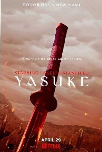 Yasuke poster netflix