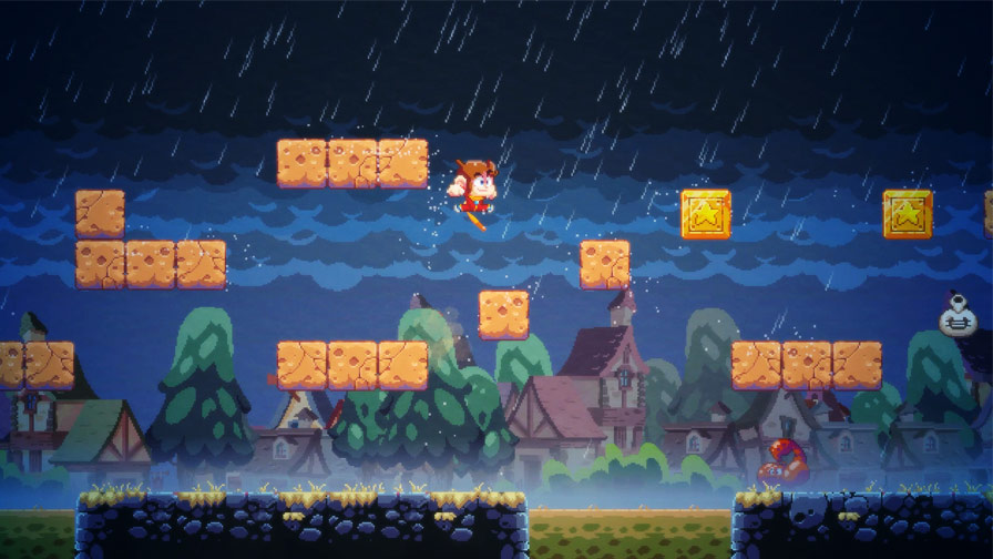 Alex Kidd in Miracle World analise