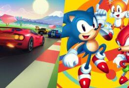 Horizon Chase e Sonic Mania