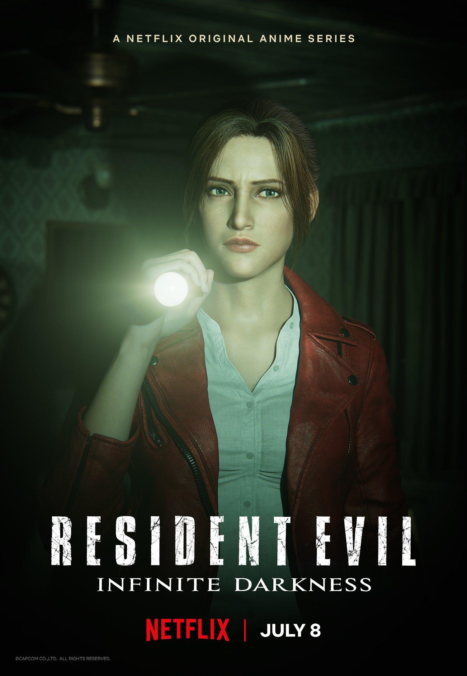 Resident Evil: No Escuro Absoluto
