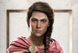 Assassins Creed Odyssey, Kassandra