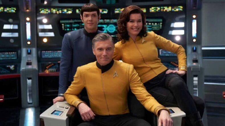 Star Trek Strange New Worlds