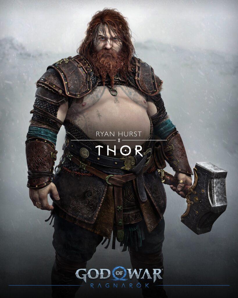 God of War: Ragnarök