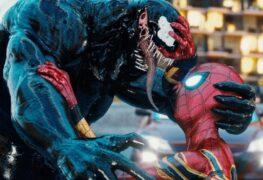Andy Serkis, Venom, Homem-Aranha
