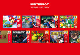 Nintendo 64 Switch Online (N64)